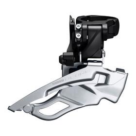 Shimano Deore Trekking FD-T6000 Umwerfer 3x10 Schelle hoch Down Swing schwarz